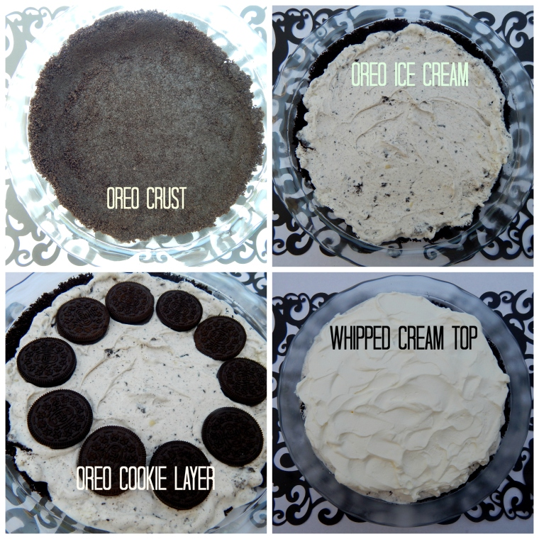 Oreo Collage Text