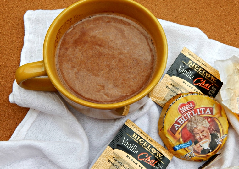 Chai Mexican Hot Chocolate 2