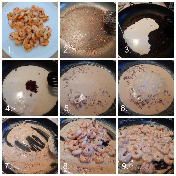 Creamy Chipotle Shrimp Tacos 4