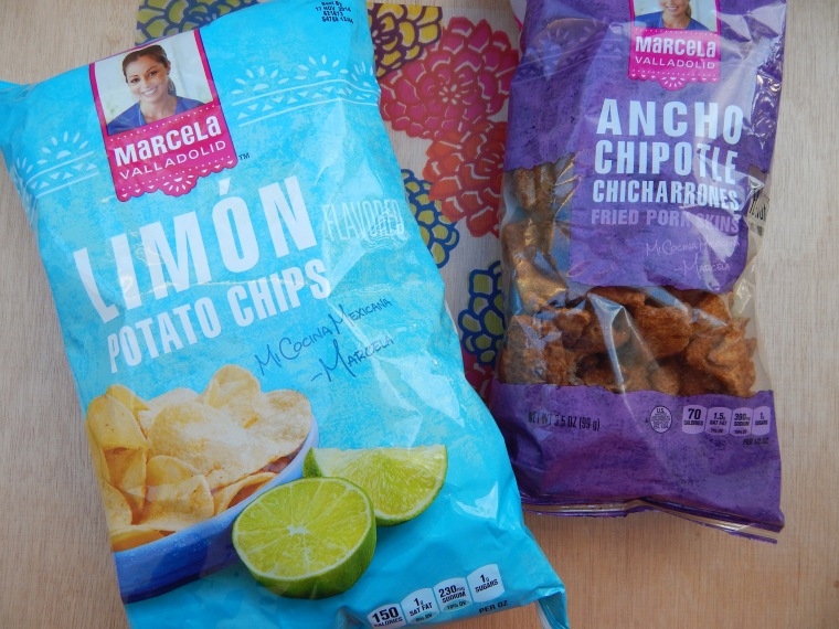 Marcela Valladolid Chips