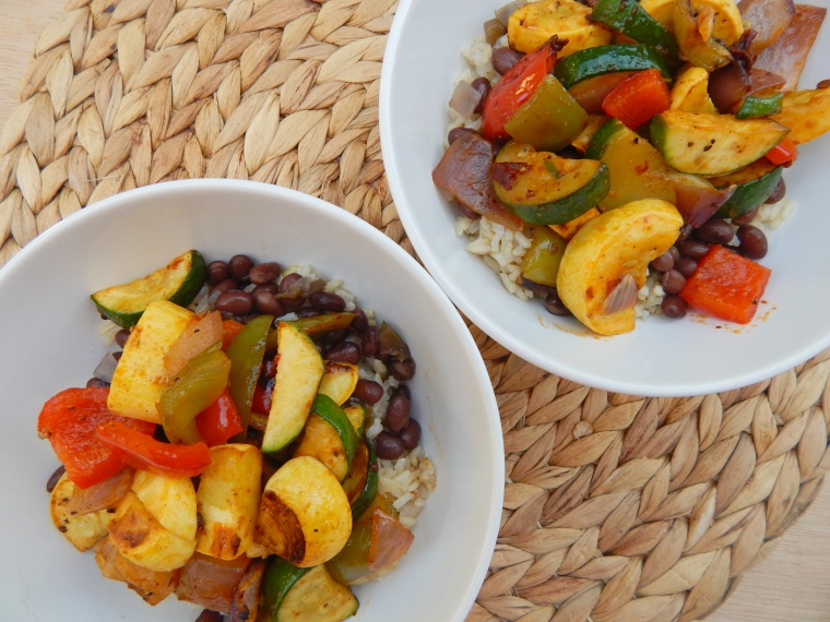 Roasted Veggie Bowls 3 Wife Life