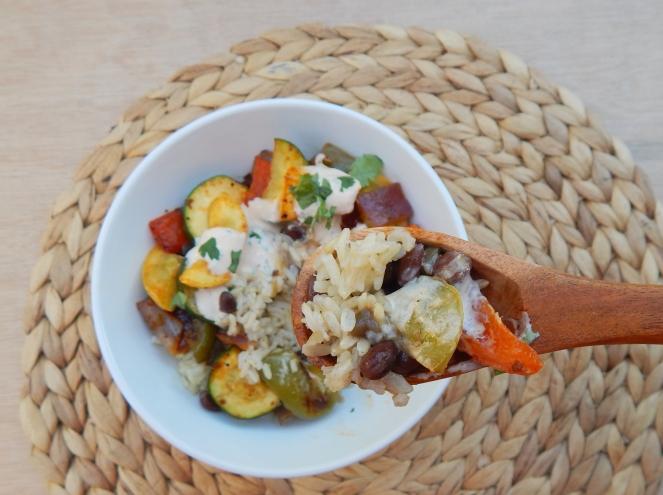 Roasted Veggie Bowls 6 Wife Life