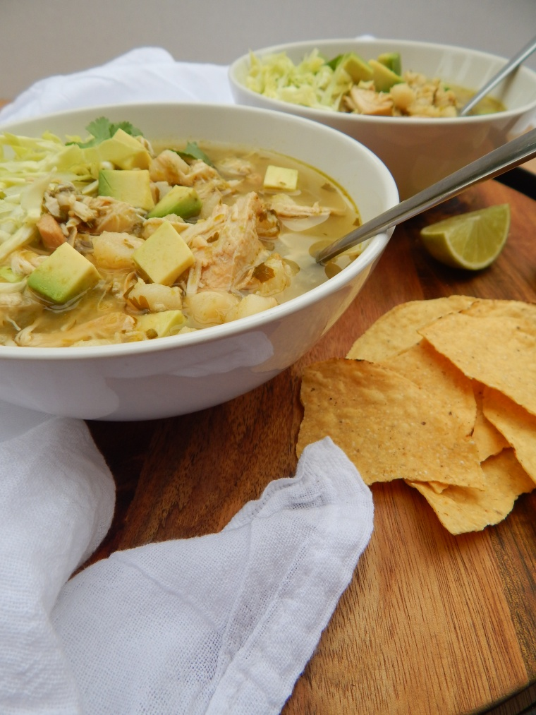 Slow Cooker Chicken Pozole Verde 044