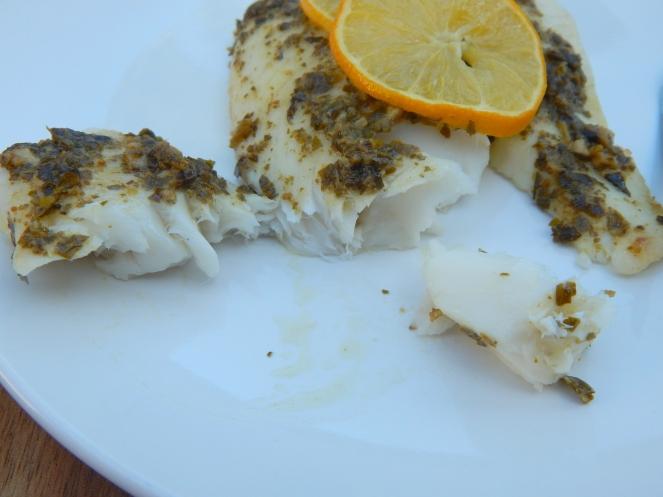 Lemon Pesto Tilapia8