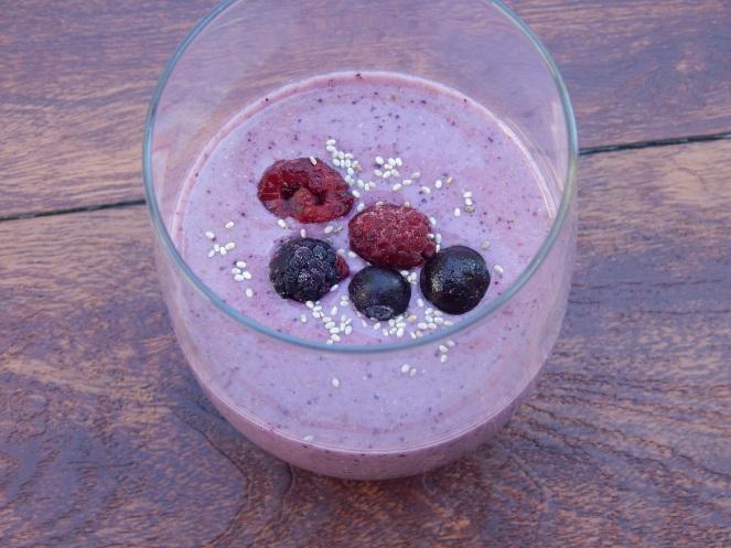 Berry Chia Smoothie 051