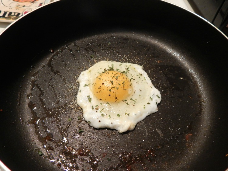 Prosciutto Egg Avocado Toast 1