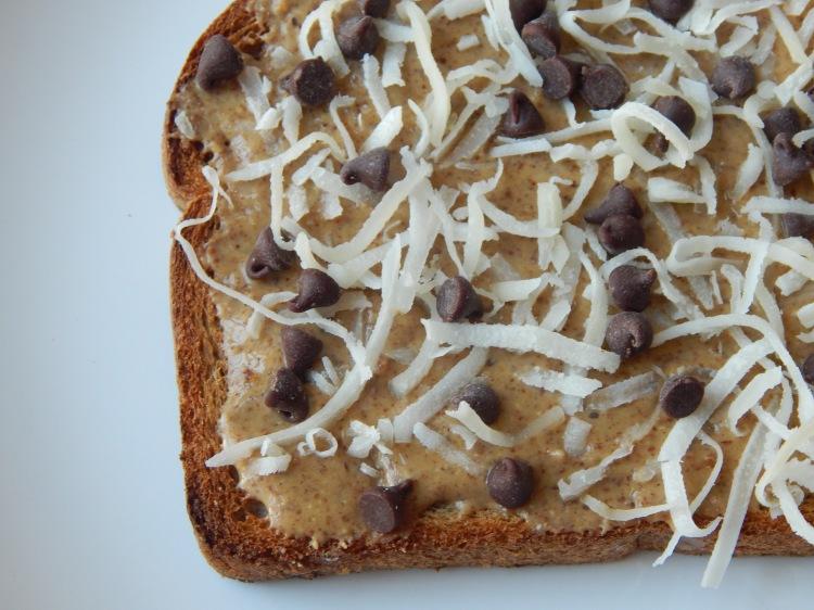 Almond Butter Toast (4)