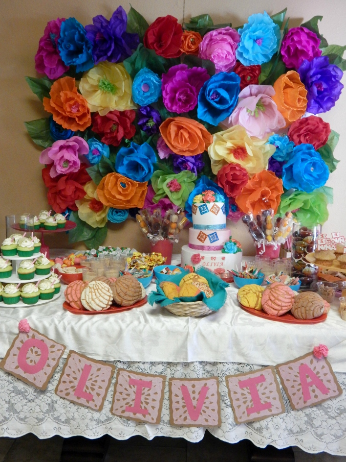 mexican themed baby shower