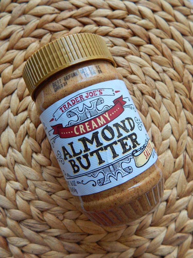 Trader Joes Almond Butter