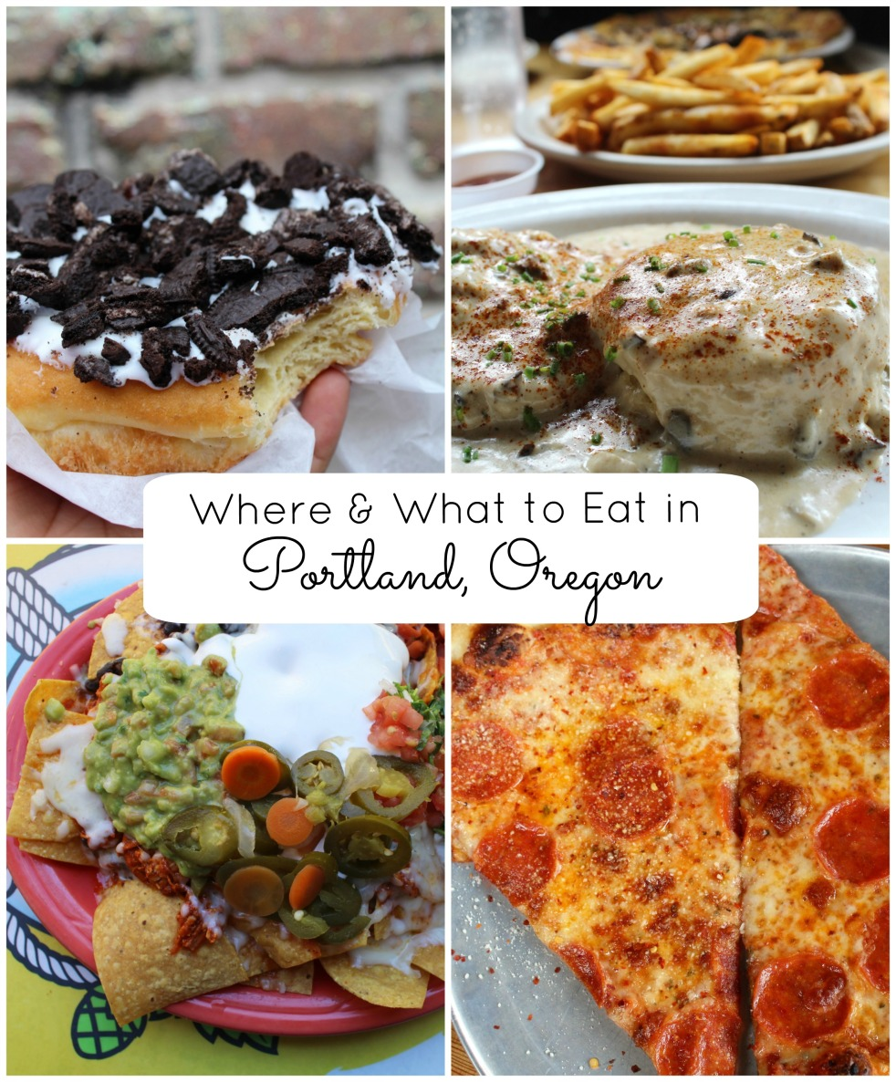 Where What to Eat Portland