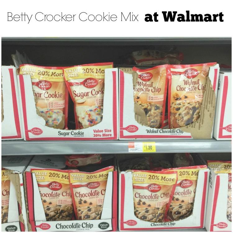 cookie-mix-walmart